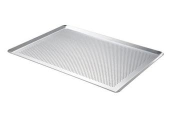 De Buyer Micro-perforated Plate Pastry - Uncoated Aluminium, Silver