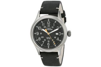 (Black) - Timex Men's Expedition Scout 40 Watch