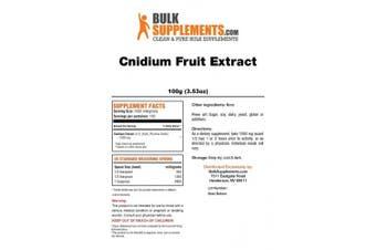 Bulksupplements Pure Cnidium Fruit Extract (100 grammes)