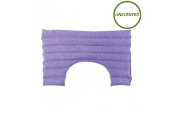 Nature Creation- Neck & Shoulder Wrap - Heating Pad - Natural Stress & Pain Relief (Purple Marble Unscented)