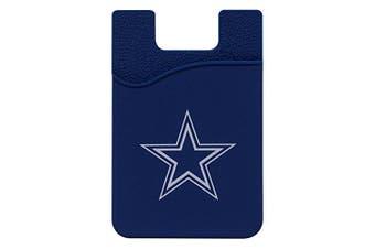 (Dallas Cowboys) - Universal NFL Smartphone Wallet Case
