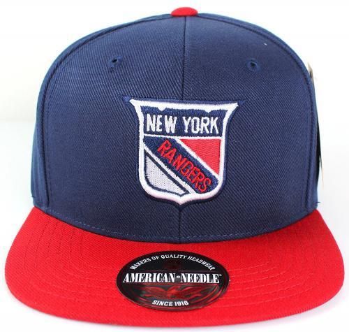 American Needle NHL 400 Series Flat Brim Cap