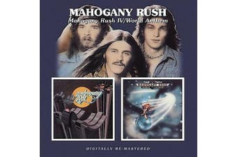 Mahogany Rush IV/World Anthem *