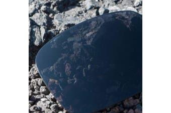 (Polarized Elite Burnside Black) - Revant Replacement Lenses for Oakley Half Jacket