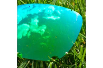 (Polarized Elite Rogue Green Mirrorshield®) - Revant Replacement Lenses for Oakley Half Jacket