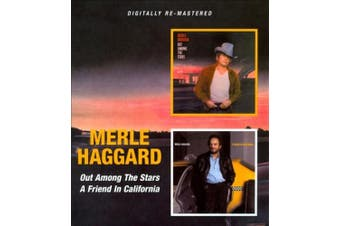 [Merle Haggard] Out Among the Stars/Friend in California