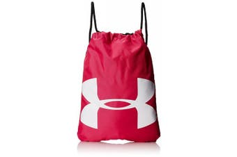 (One Size, Tropic Pink/Black) - Under Armour Ozsee Sackpack