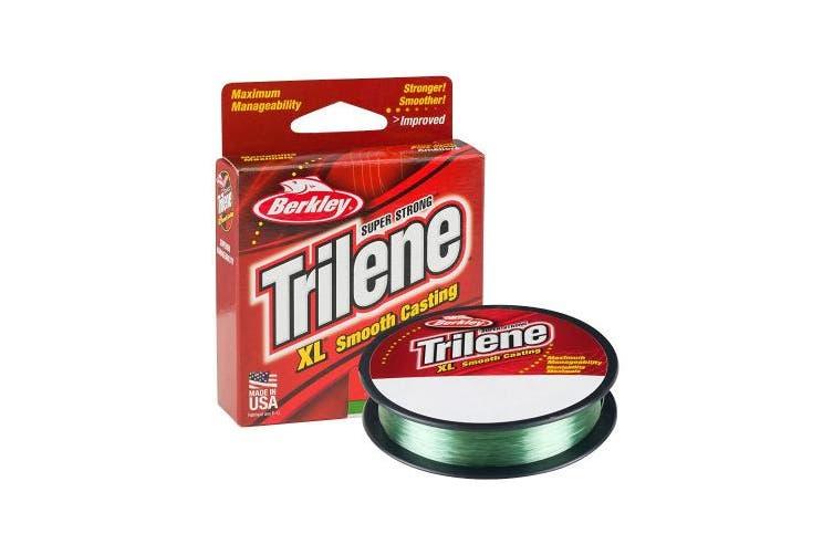 (2.7kg Test, Green) - Berkley Trilene XL Smooth Casting Monofilament Service Spools