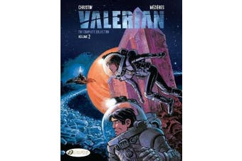 Valerian: The Complete Collection (Valerian and Laureline)