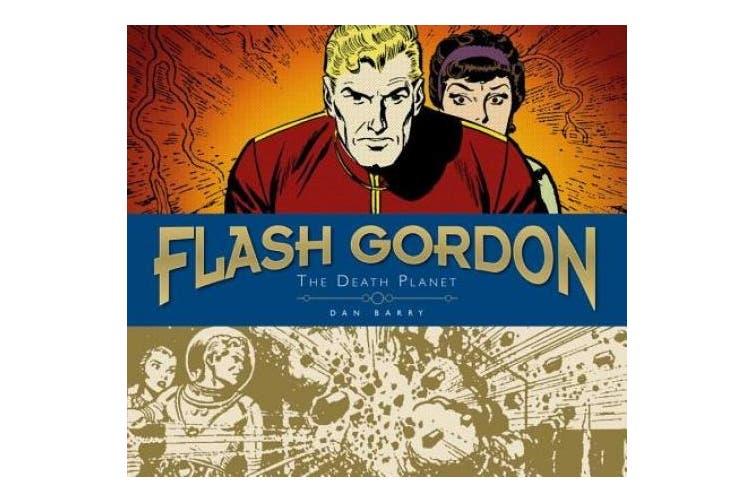 Flash Gordon Sundays: Dan Barry Volume 1 - The Death Planet