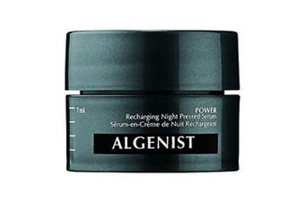 Algenist POWER Recharging Night Pressed Serum deluxe sample - 0.23 oz/ 7 mL