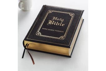 KJV Family Bible (Luxleather)