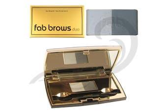 Fab Brows Duo Eyebrow Kit - Slate / Black