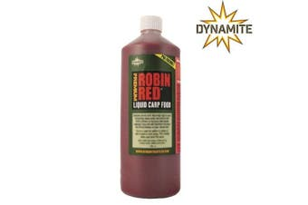 DYNAMITE BAITS LIQUID CARP FOOD ROBIN RED 1 LITRE CARP FISHING