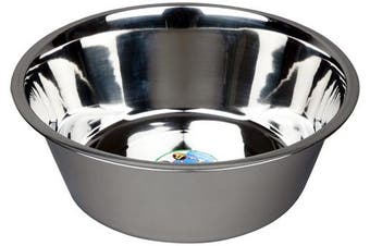 (9.5l) - Advance Pet Products Stainless Steel Feeding Bowls