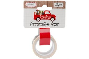 Carta Bella Paper Company CBCD58027 Presents Decorative Tape
