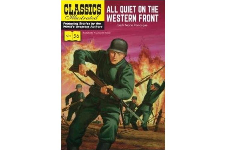 All Quiet on the Western Front (Classics Illustrated)