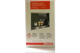 (1) - Cleaning agent for Milk Pipework Miele machines cva 5060/5065