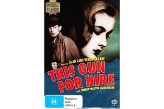 This Gun for Hire (Universal Film Noir) [Region 4]