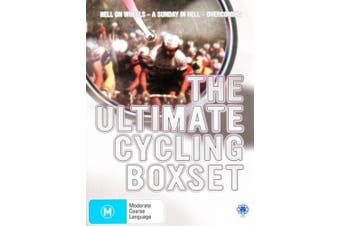 The Ultimate Cycling Boxset (Hell on Wheels / A Sunday in Hell / Overcoming) [Region 4]