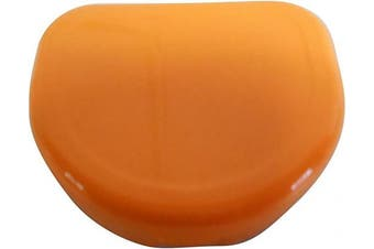 (Orange) - Pro Force Mouthguard Case