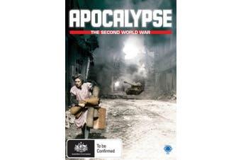 Apocalypse- The Second World War [Region 4]