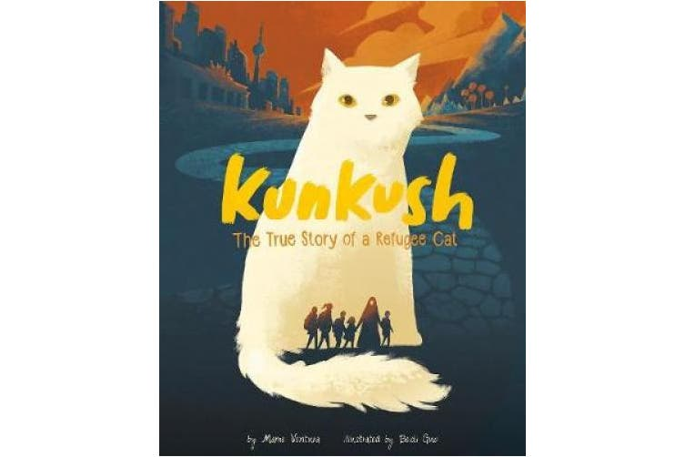Kunkush: The True Story of a Refugee Cat (Encounter: Encounter)