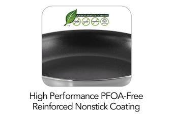 (Fry Pan, 30cm ) - Tramontina Professional Fusion Fry Pan, 30cm , Satin Finish, Made in USA