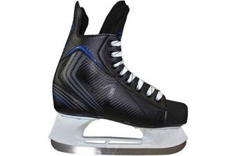 (9, Black) - American Ice Force 2.0 Hockey Skate