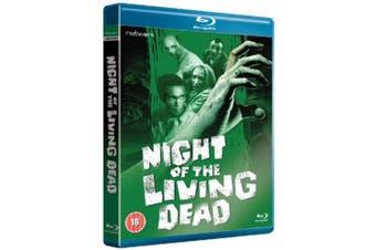 Night of the Living Dead [Region B] [Blu-ray]