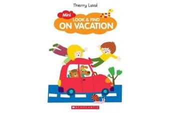 Mini Look & Find on Vacation (Mini Look & Find) (Mini Look & Find)