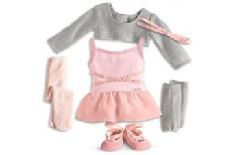 American Girl - Ballet Class Outfit for 46cm Dolls - Truly Me 2017