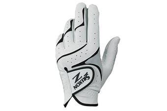 (Large, Worn On Left Hand) - Srixon 2017 Women's Z All Weather Golf Gloves
