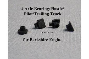 LIONEL AXLE BEARING SET PLASTIC PILOT TRAILING TRUCK for BERKSHIRE engines 16T51