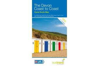 The Devon Coast to Coast: The 90 Mile Cycle Route Between Ilfracombe and Plymouth
