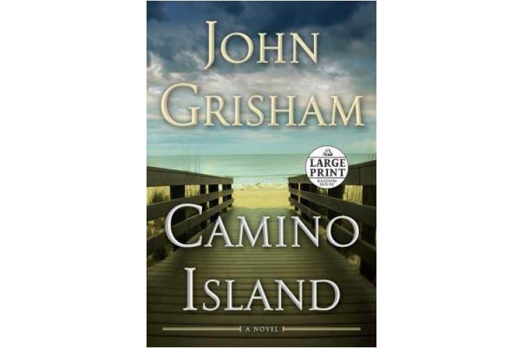 Camino Island - Large Print