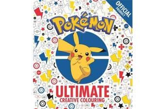 The Official Pokemon Ultimate Creative Colouring (Pokemon)