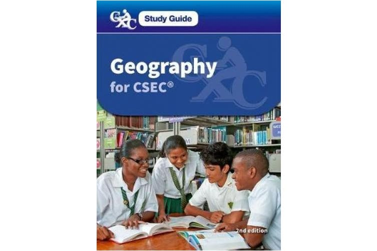 CXC Study Guide: Geography for CSEC (CXC Study Guide)