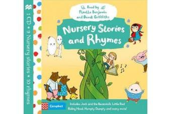 Nursery Stories and Rhymes Audio [Audio]