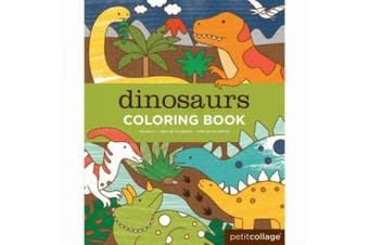 (Dinosaurs) - Dinosaurs Coloring Book