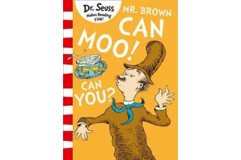 Mr. Brown Can Moo! Can You?