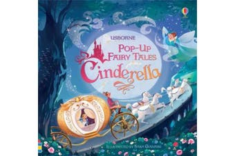 Pop-Up Cinderella (Pop Up Fairy Tales) [Board book]