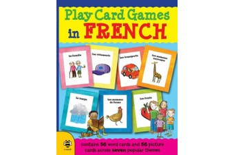 Play Card Games in French (Play Card Games)