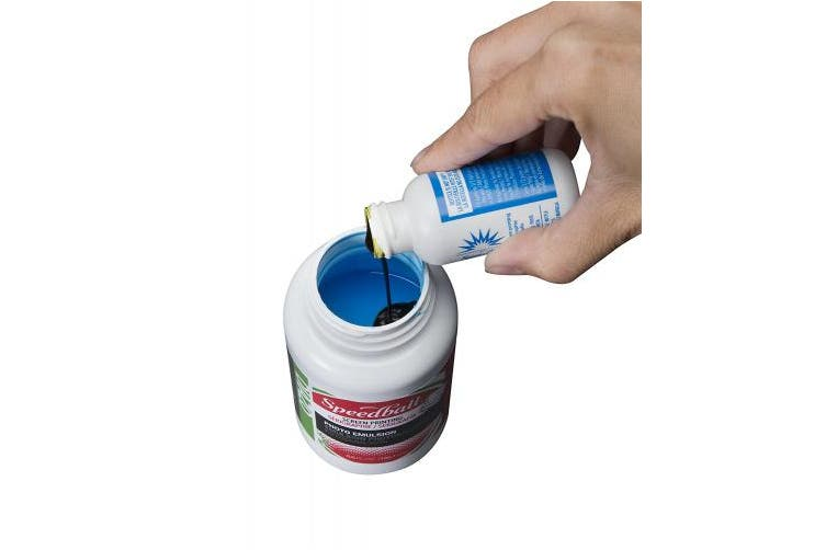 (NA) - Speedball Diazo Photo Emulsion Kit, New,  .