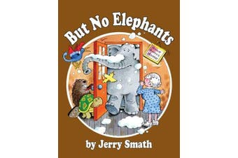But No Elephants - New Paperback Book