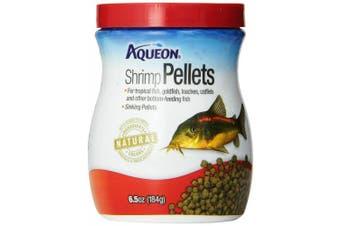 Aqueon 06189 Shrimp Pellets Fish Food, 180ml