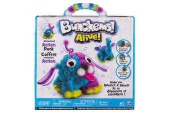 Bunchems Alive, Motorised Action Pack, by Spin Master