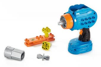 Fisher-price Bob The Builder 4-in-1 Power Drill