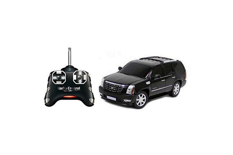 Cadillac Escalade R/c Radio Remote Control Suv Car 1:24 Scale (black)