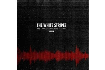 The White Stripes Complete John Peel Sessions Rsd Coloured Vinyl 2 Lp Gatefold N